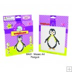 MA01 - Mosaic Art - Penguin
